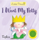 I Want My Potty! - Book
