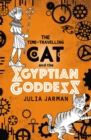 The Time-Travelling Cat and the Egyptian Goddess - Book