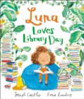 Luna Loves Library Day - Book