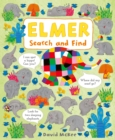 Elmer Search and Find - Book