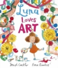 Luna Loves Art - Book