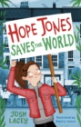 Hope Jones Saves the World - Book
