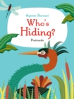Who's Hiding? Postcards - Book