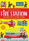 Busy Builders Fire Station - Book