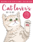 Dot-to-Dot Cute Cats : 64 calming cat dot-to-dots to create, colour and relax - Book