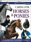 Wonders of Learning: Caring for Horses and Ponies : Reference Omnibus - Book