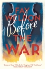 Before the War - Book