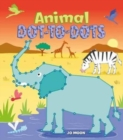 Animal Dot-to-Dots - Book