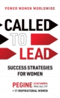 Called to Lead : Success Strategies for Women - Book