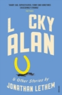 Lucky Alan - Book