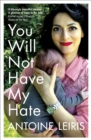 You Will Not Have My Hate - Book