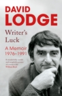 Writer's Luck : A Memoir: 1976-1991 - Book