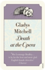 Death at the Opera - Book