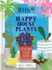 RHS Little Book of Happy Houseplants - Book