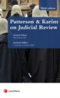 Judicial Review: Law and Practice Third edition - Book