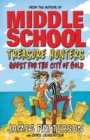 Treasure Hunters: Quest for the City of Gold - Book