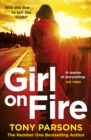 Girl On Fire : (DC Max Wolfe) - Book