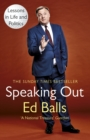 Speaking Out : Lessons in Life and Politics - Book