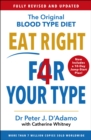 Eat Right 4 Your Type : Fully Revised with 10-day Jump-Start Plan - Book