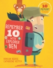 Remember 10 with Explorer Ben - Book