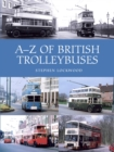 A-Z of British Trolleybuses - Book