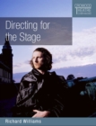 Directing for the Stage - Book