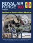 Royal Air Force 100 Technical Innovations Manual - Book