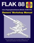 Flak 88 Manual : The 8.8cm Flugzeugabwehrkanone 18/36/37/41 - Book