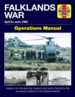 The Falklands War Operations Manual - Book