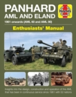 Panhard AML and Eland : 1961 onwards (AML 60 and AML 90) - Book