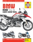 BMW R1200 Dohc Liquid-Cooled Twins (13 - 16) - Book
