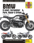 BMW R nineT ('14 to '17) - Book