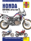 Honda CRF1000L Africa Twin Service & Repair Manual (2016 to 2018) - Book