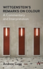 Wittgenstein's Remarks on Colour : A Commentary and Interpretation - Book