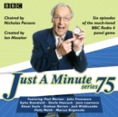 Just a Minute: Series 75 : The BBC Radio 4 comedy panel game - eAudiobook