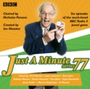 Just a Minute: Series 77 : BBC Radio 4 comedy panel game - eAudiobook