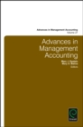Advances in Management Accounting - Book