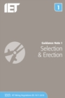 Guidance Note 1: Selection & Erection - Book