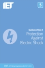 Guidance Note 5: Protection Against Electric Shock - Book