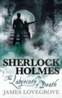 Sherlock Holmes : The Labyrinth of Death - Book