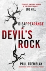 Disappearance at Devil's Rock : A Novel - Book