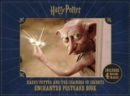 Harry Potter and the Chamber of Secrets Enchanted Postcard Book - Book