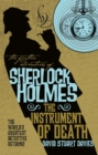 The Further Adventures of Sherlock Holmes - The Instrument of Death - Book