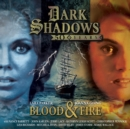 Dark Shadows - Blood & Fire - Book