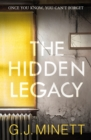 The Hidden Legacy : A Dark and Gripping Psychological Drama - Book
