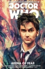 Doctor Who: The Tenth Doctor : Arena of Fear Volume 5 - Book