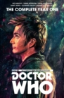 Doctor Who: The Tenth Doctor Complete Year One - Book