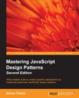 Mastering JavaScript Design Patterns - Second Edition - eBook