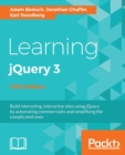 Learning jQuery 3 - Fifth Edition - Book