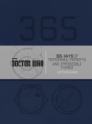 Doctor Who: 365 Days of Memorable Moments and Impossible Things - Book